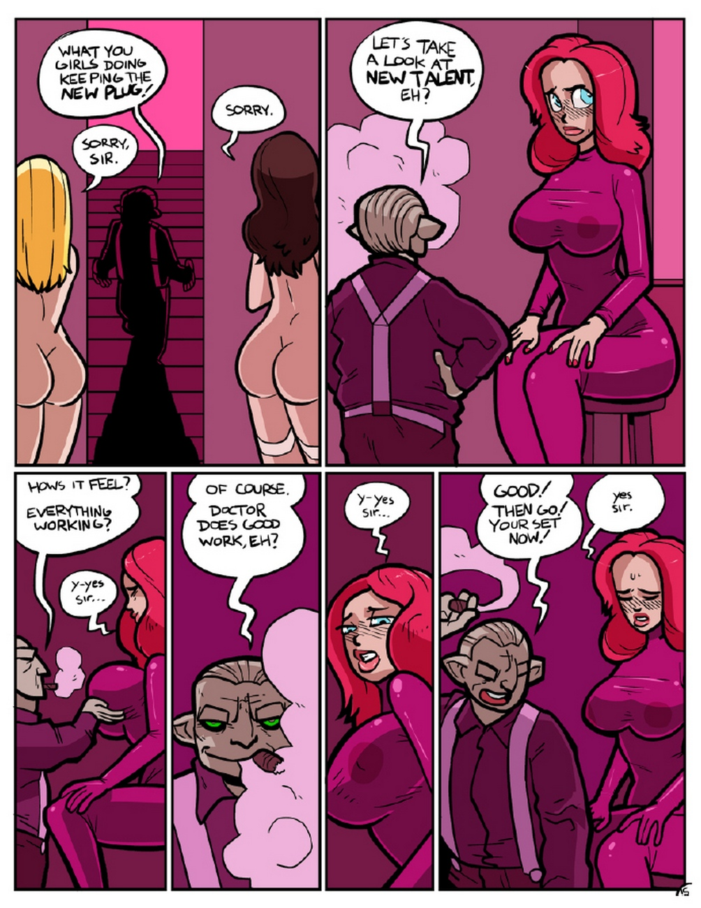 The-Girls-Who-Dance-At-The-Chapel 16 free sex comic