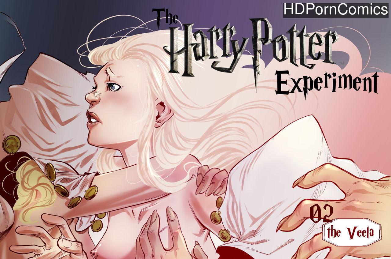 Comic porn potter harry Harry Potter