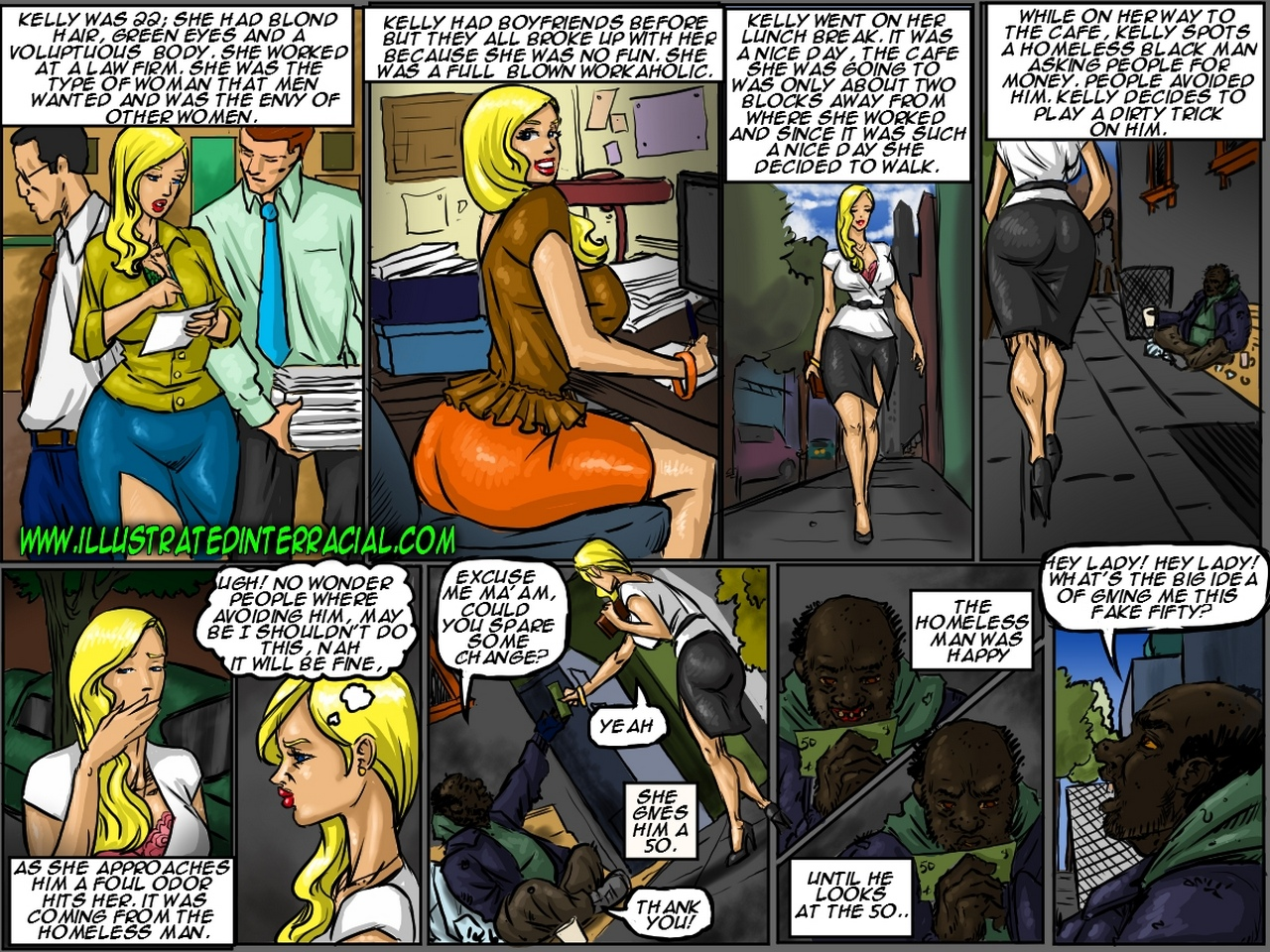 The-Homeless-Man-s-New-Wife 2 free sex comic