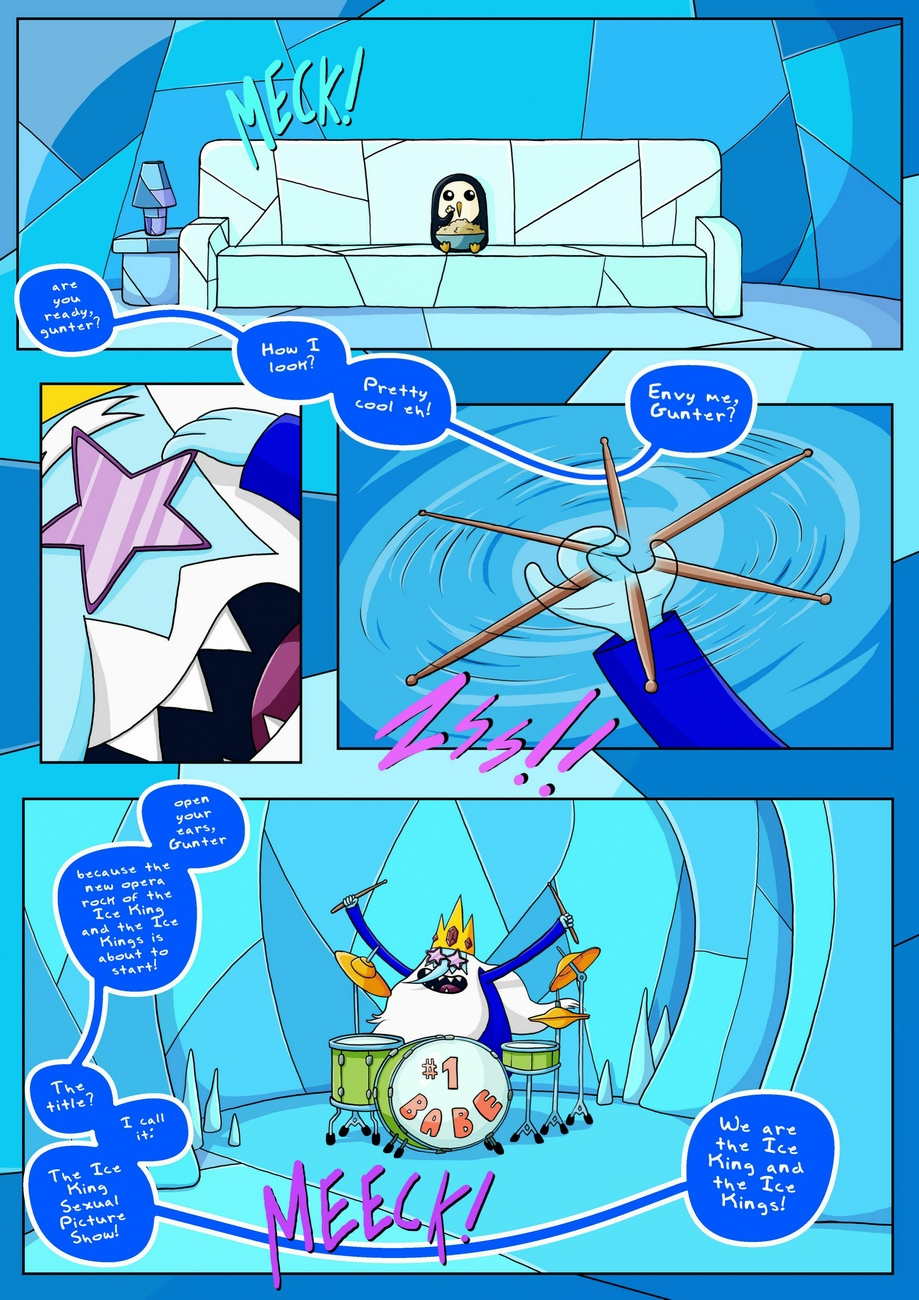 The-Ice-King-Sexual-Picture-Show 3 free sex comic