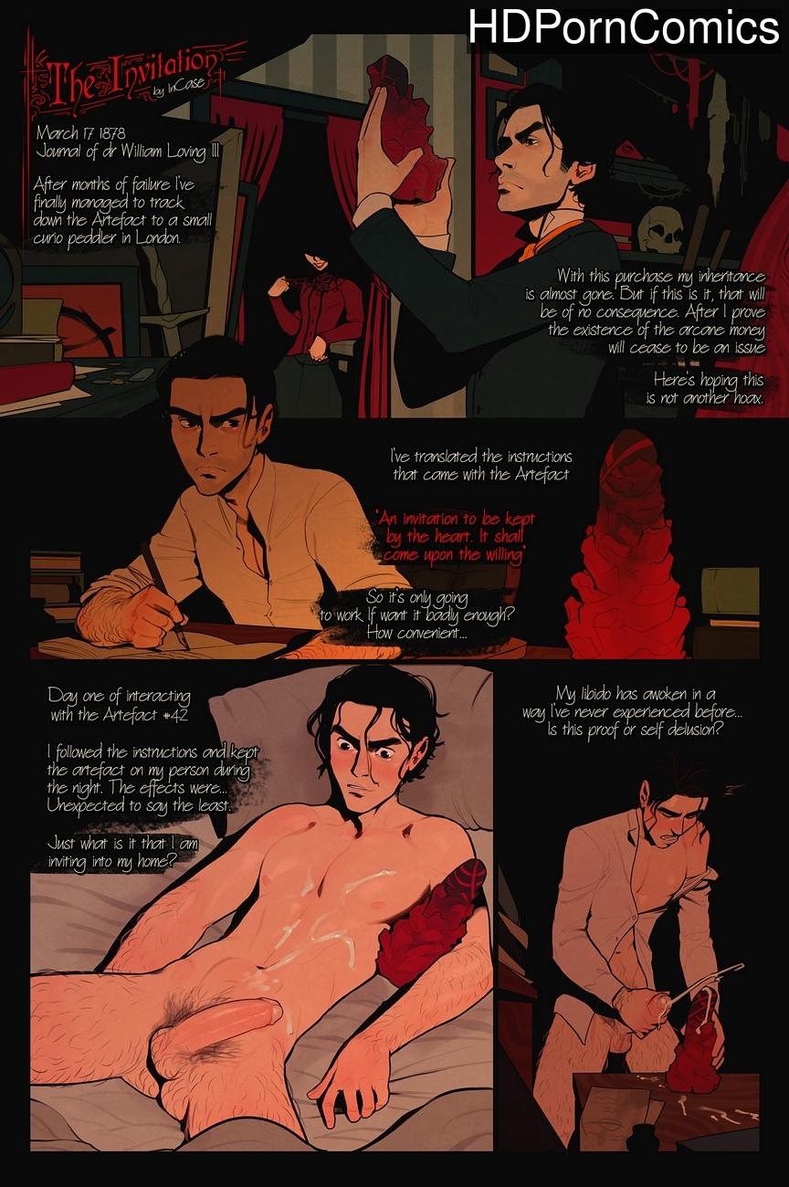The-Invitation 1 free porn comics