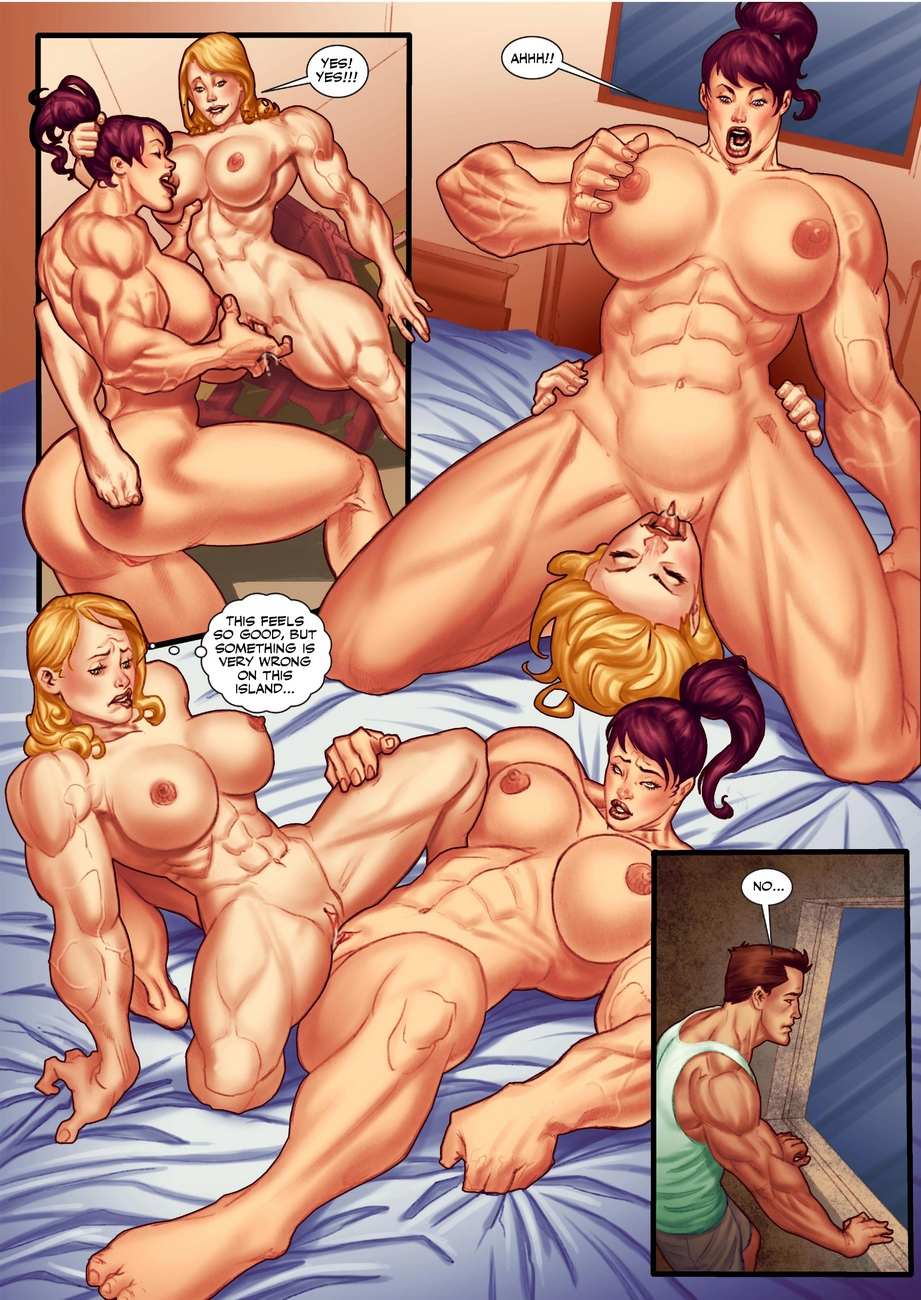 The-Island-Of-Doctor-Morgro-2 18 free sex comic