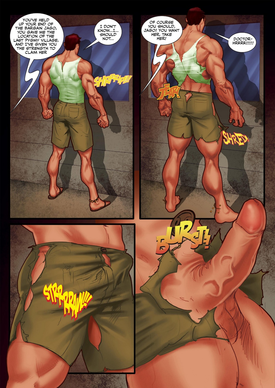 The-Island-Of-Doctor-Morgro-2 19 free sex comic