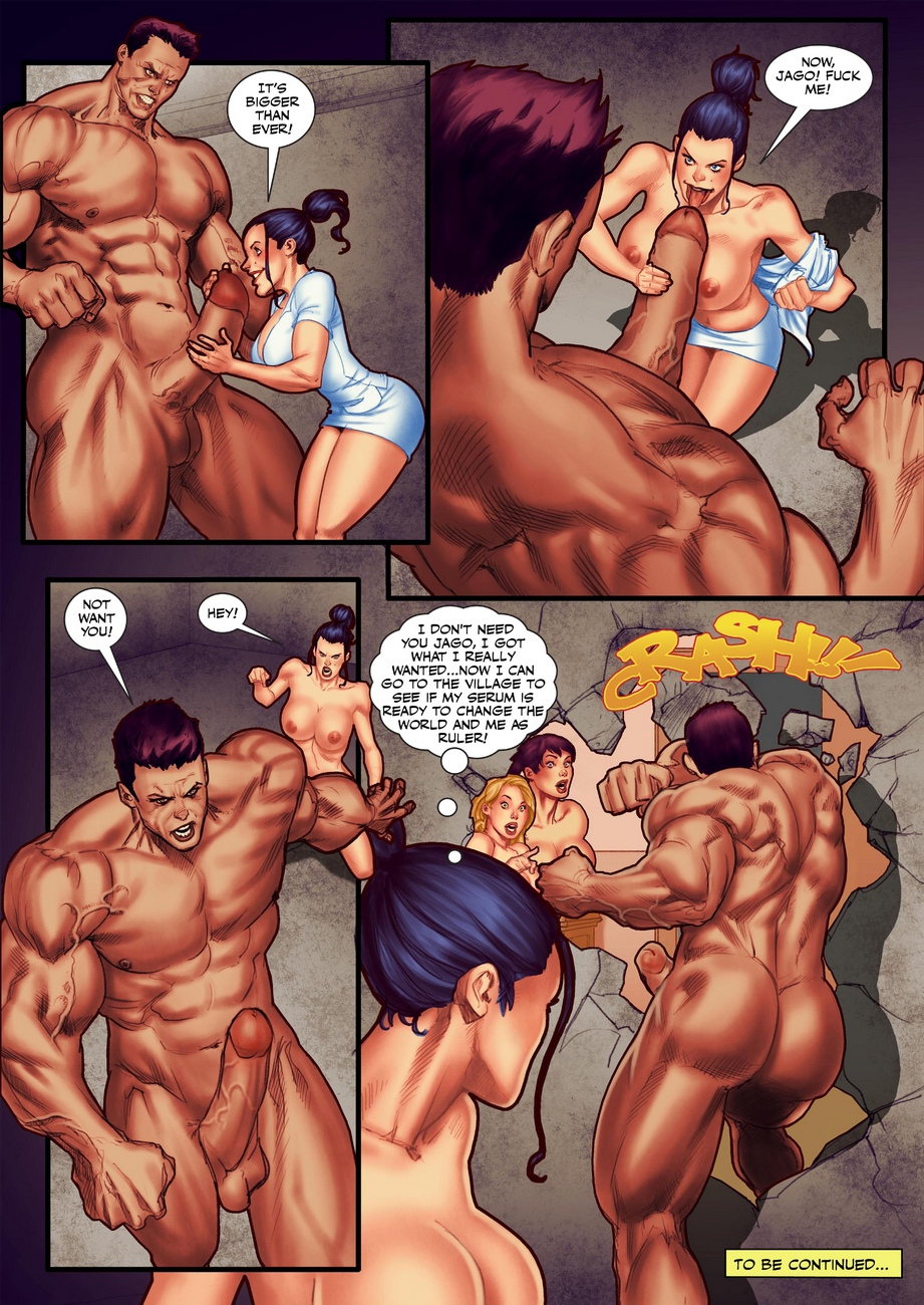 The-Island-Of-Doctor-Morgro-2 21 free sex comic