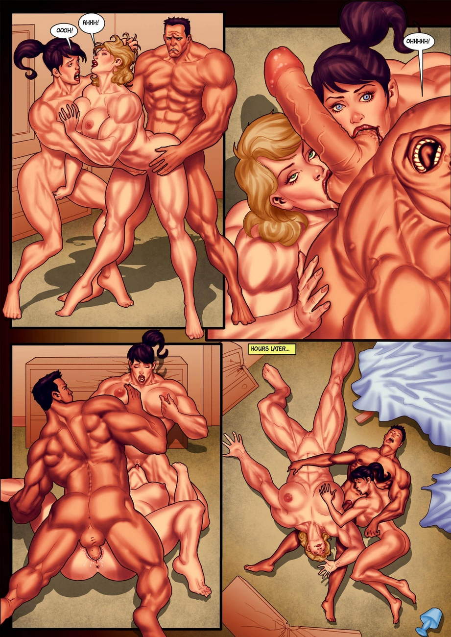 The-Island-Of-Doctor-Morgro-3 7 free sex comic