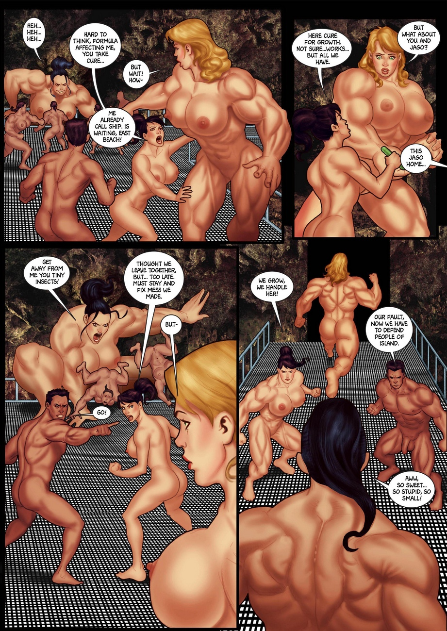 The-Island-Of-Doctor-Morgro-3 19 free sex comic