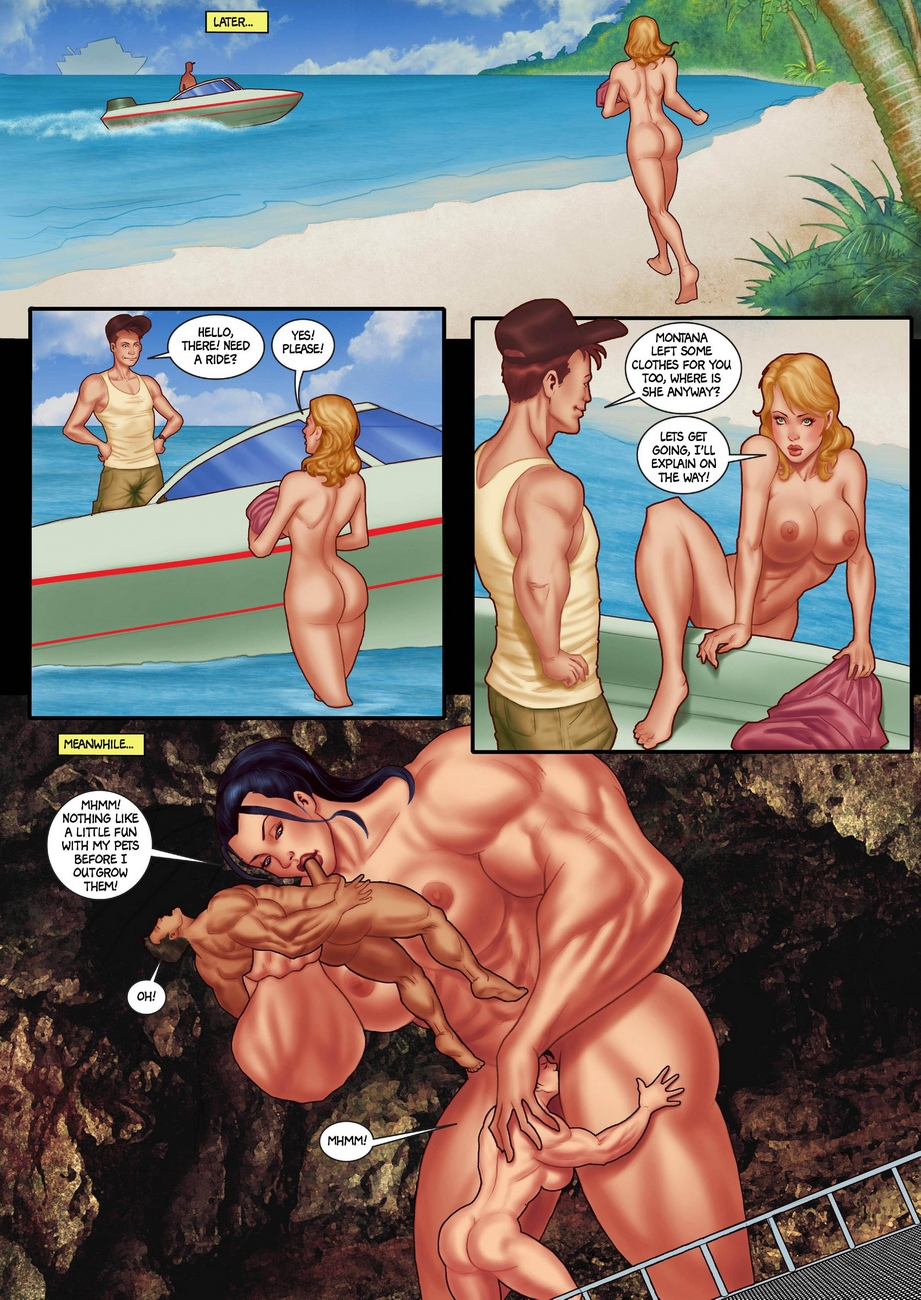 The-Island-Of-Doctor-Morgro-3 20 free sex comic