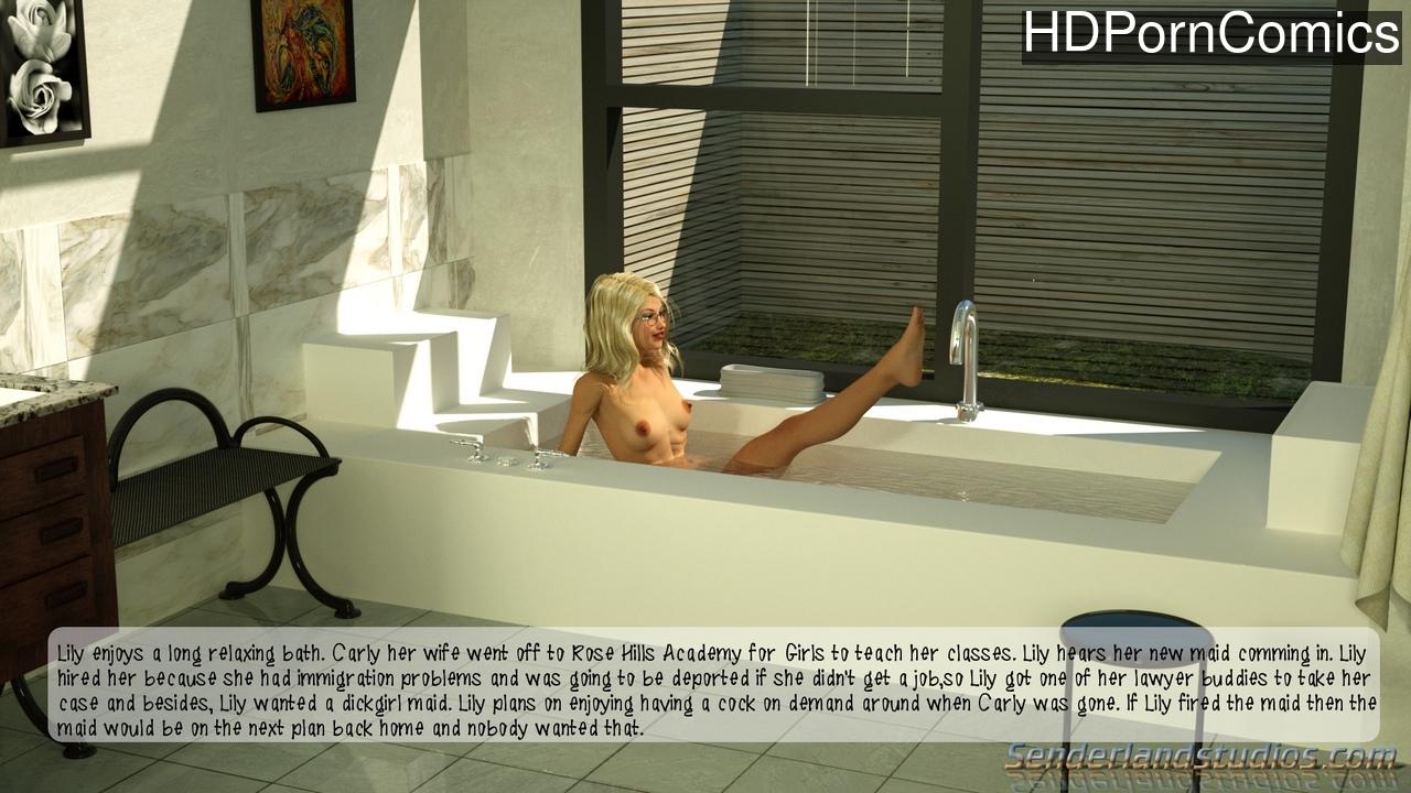 The-Maid-s-Blowjob 1 free porn comics