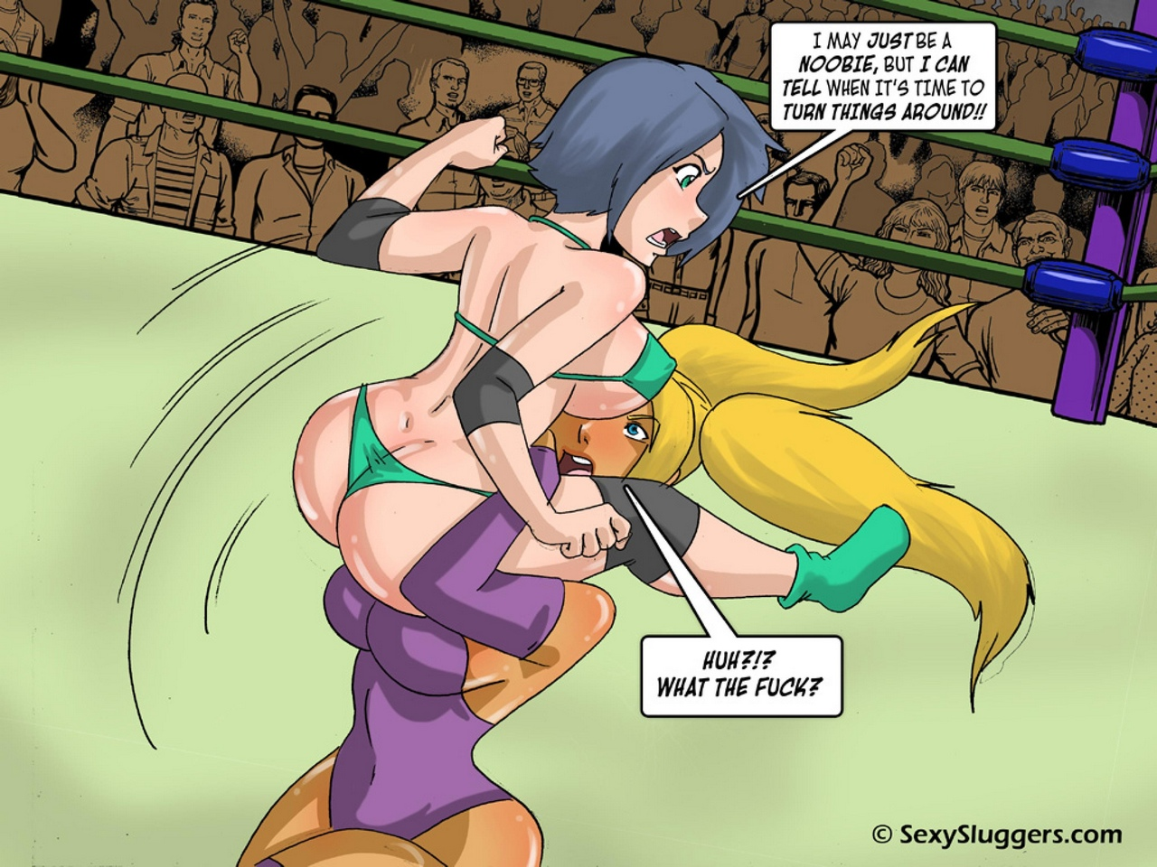 The-Noobie 16 free sex comic