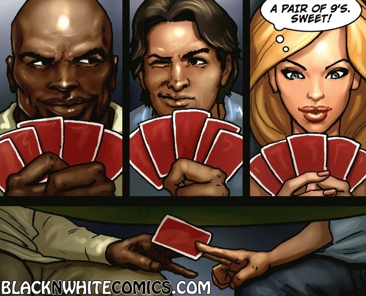 The-Poker-Game-1 16 free sex comic