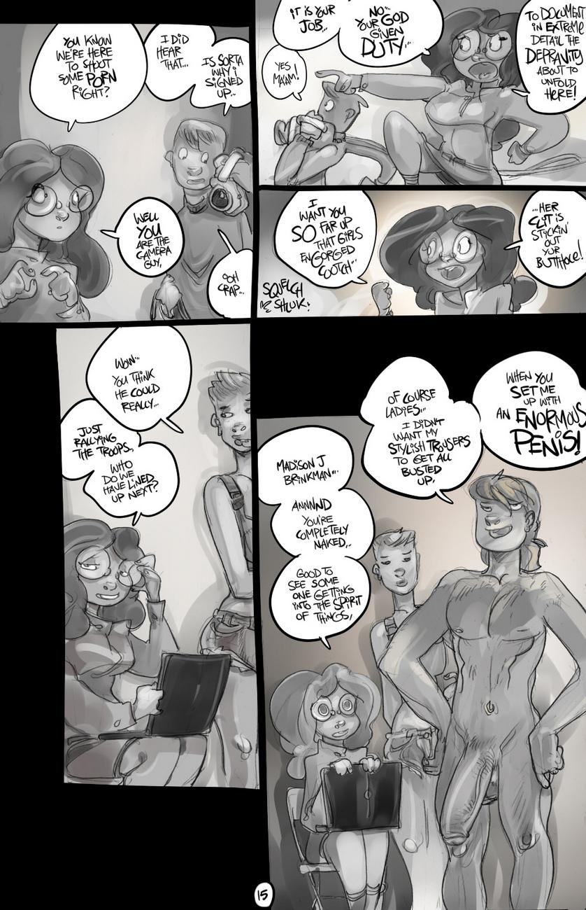 The-Porno 15 free sex comic