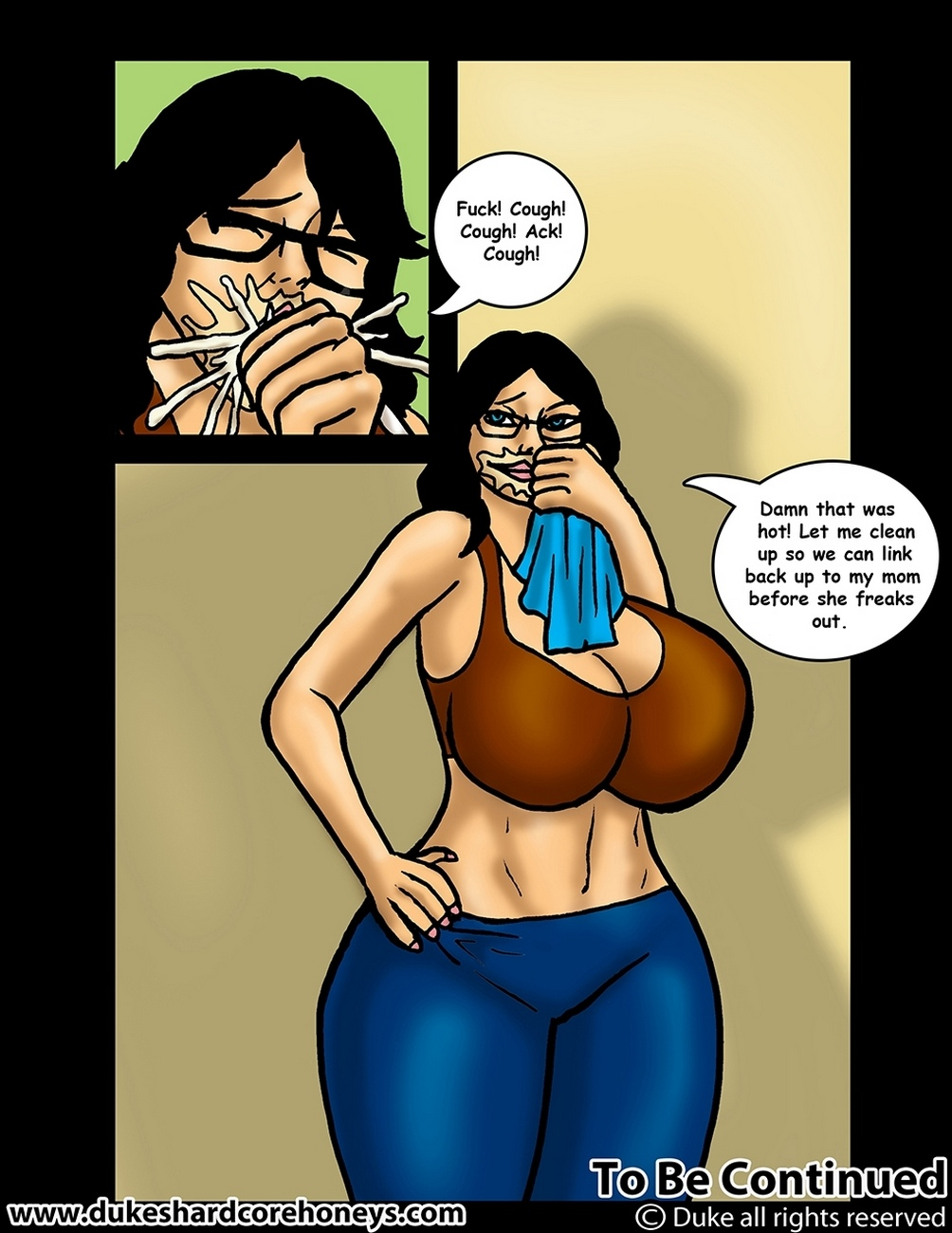 The Proposition 2 – Part 14 comic porn