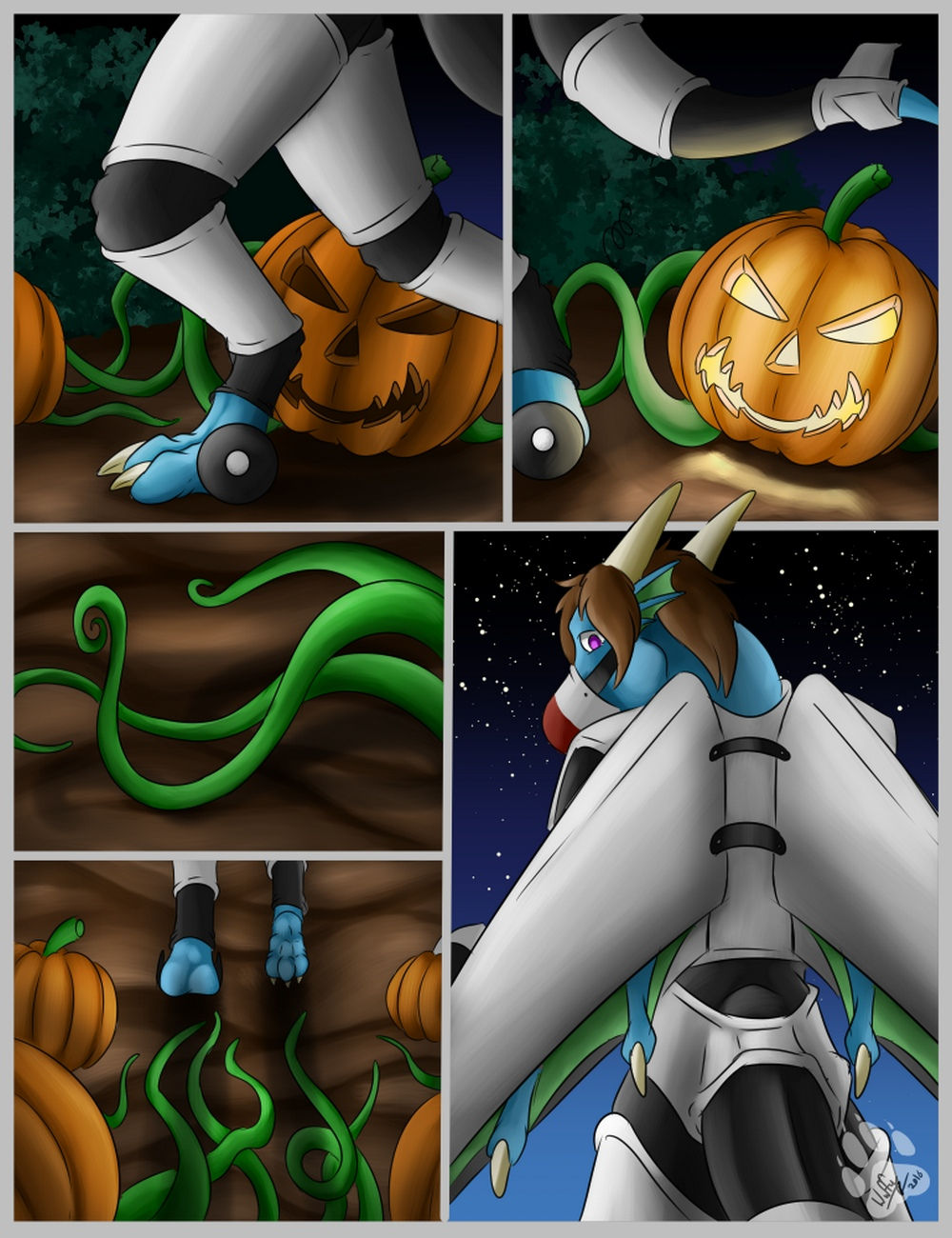 The-Pumpkin-Patch 5 free sex comic