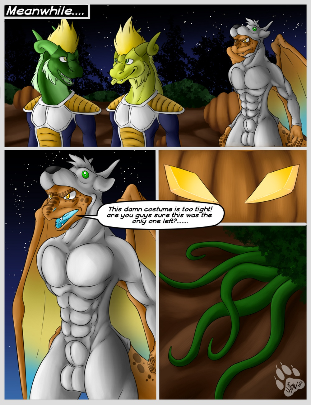 The-Pumpkin-Patch 17 free sex comic