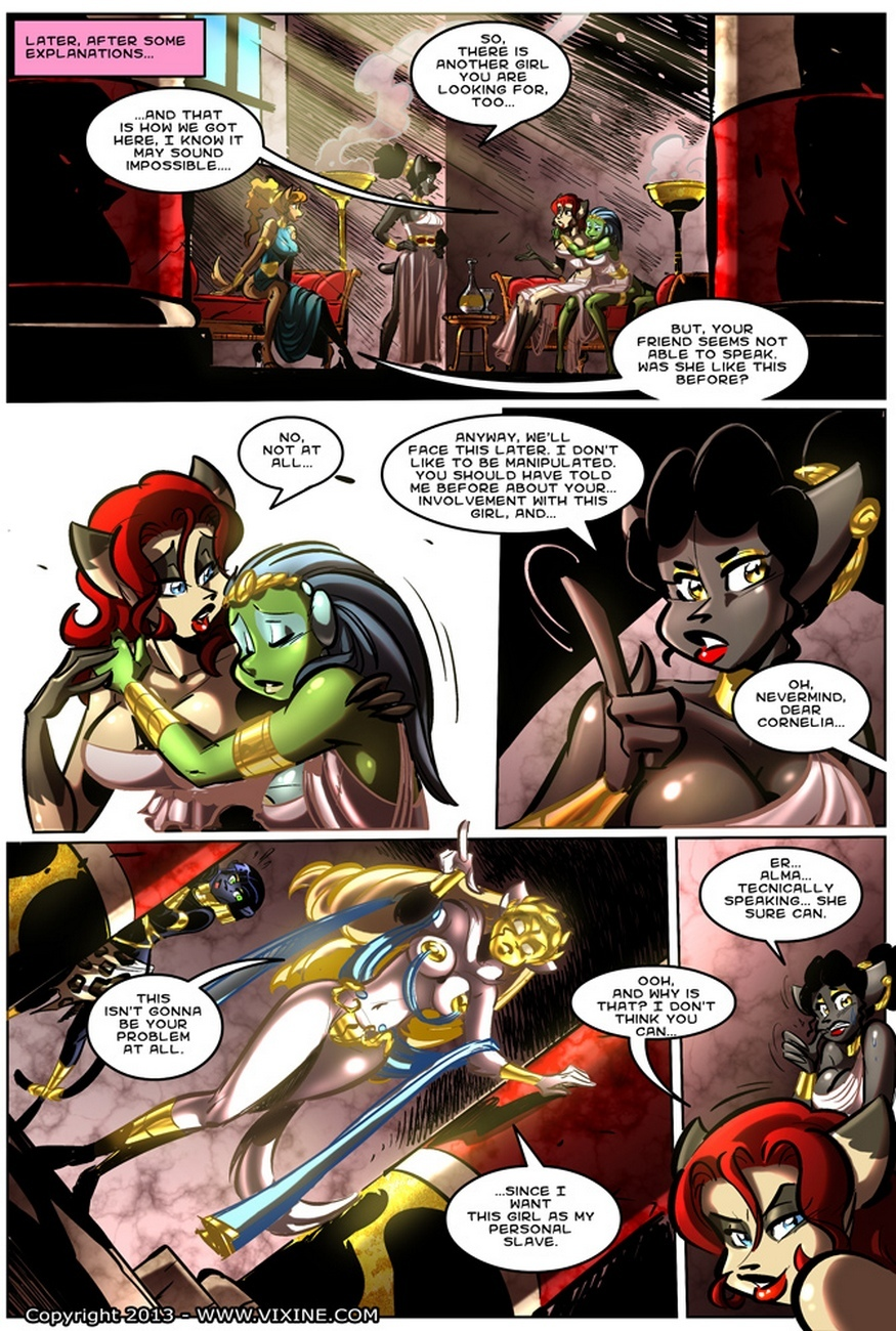 The-Quest-For-Fun-15-Fight-For-The-Arena-Fight-For-Your-Freedom-Part-5 24 free sex comic