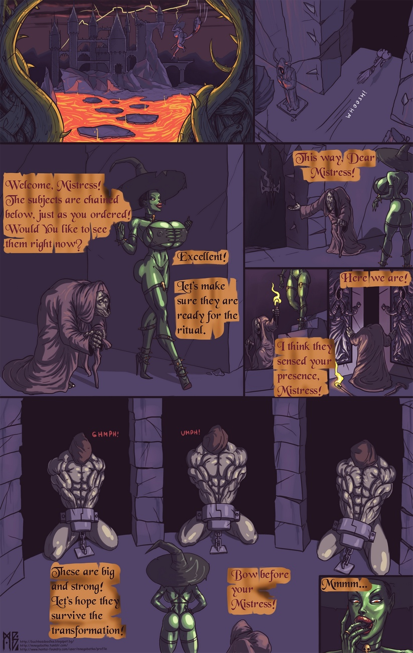 The-Ritual-1 2 free sex comic