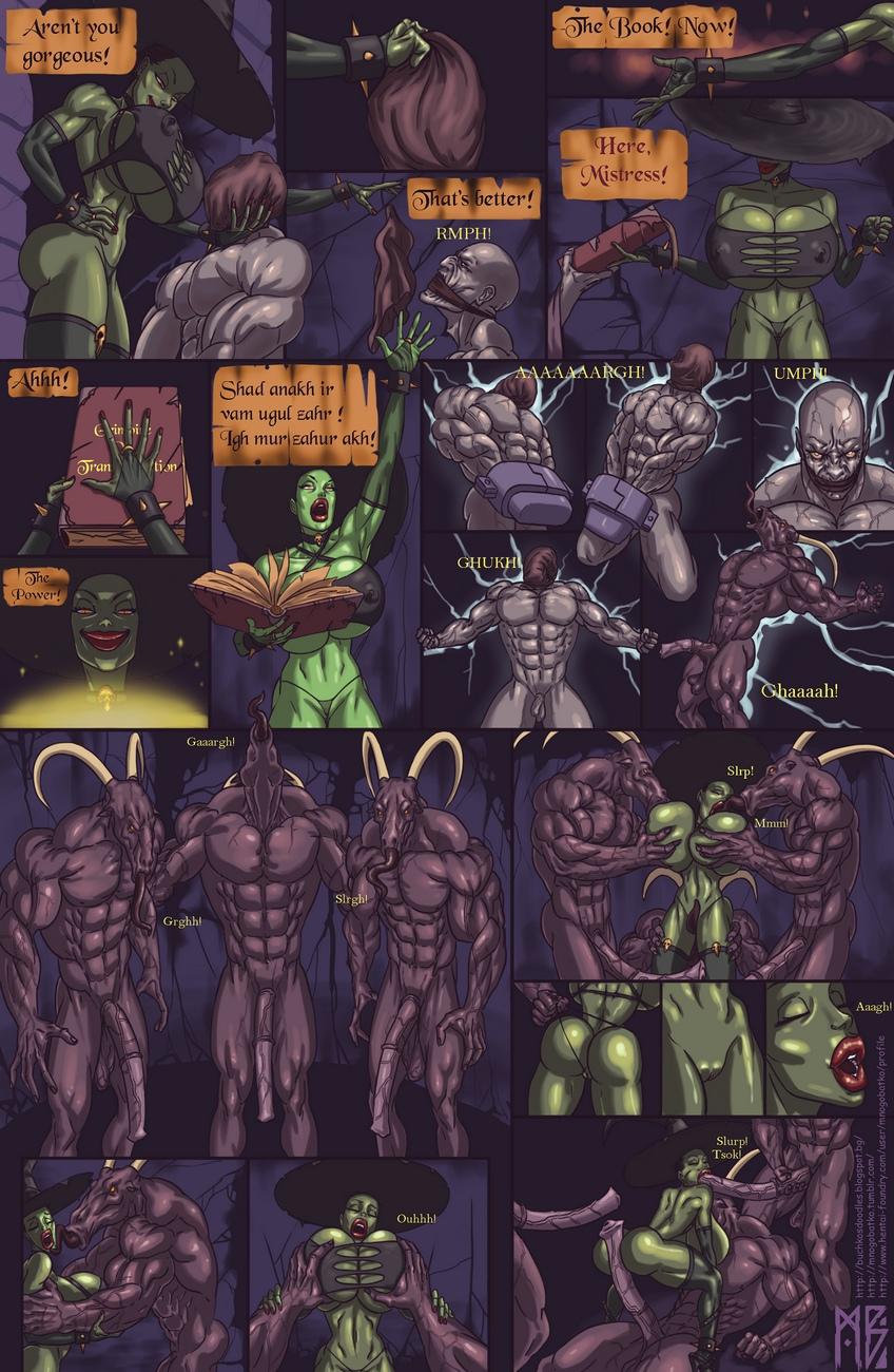 The-Ritual-1 3 free sex comic