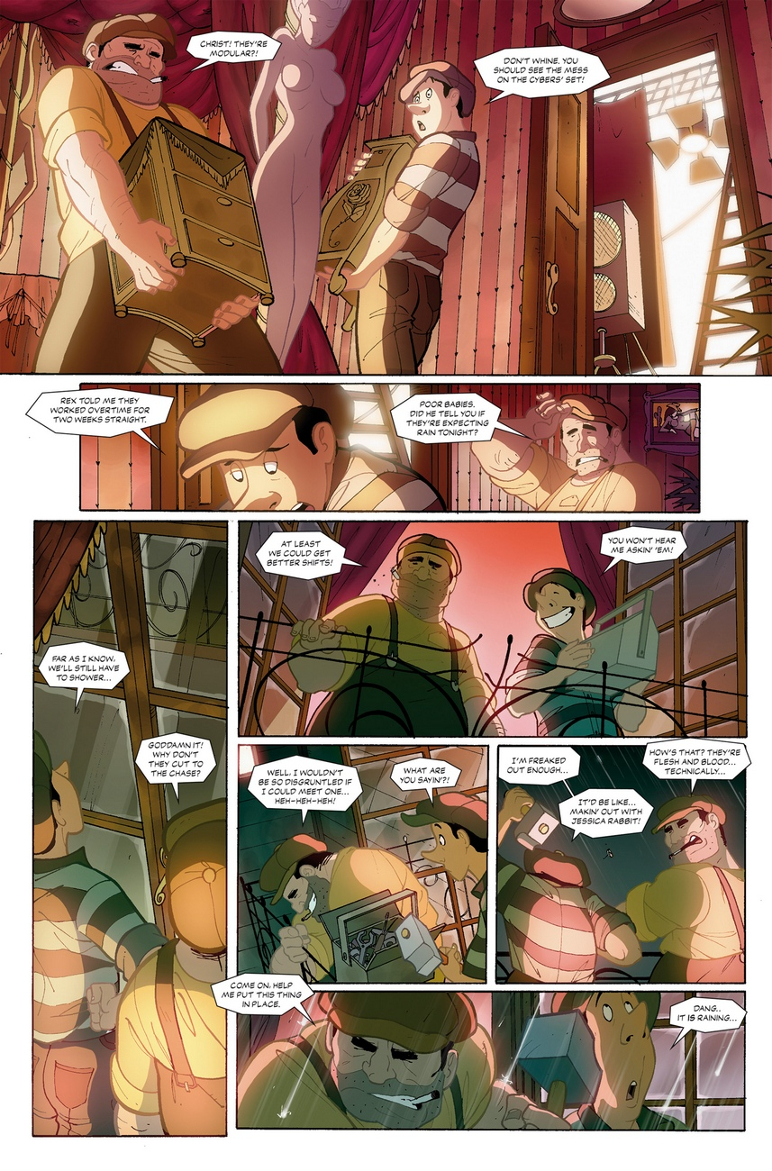 The-Route-Of-All-Evil-2 23 free sex comic