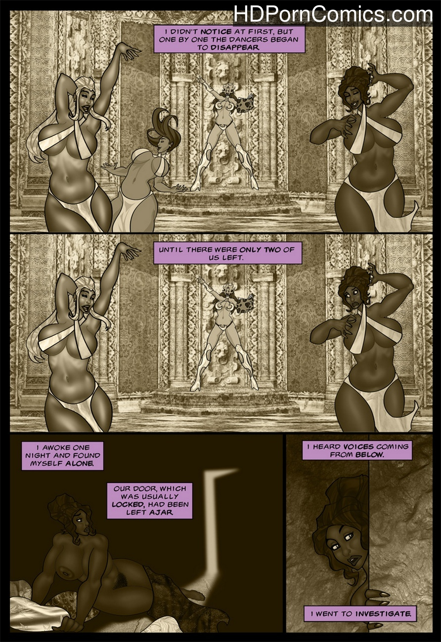 The-Savage-Sword-Of-Sharona-2-The-Call-Of-Cucucthu 11 free sex comic