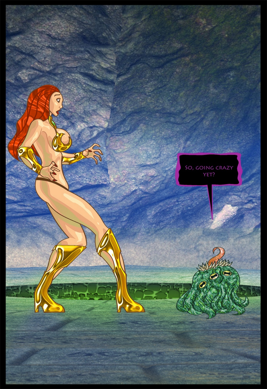 The-Savage-Sword-Of-Sharona-2-The-Call-Of-Cucucthu 27 free sex comic