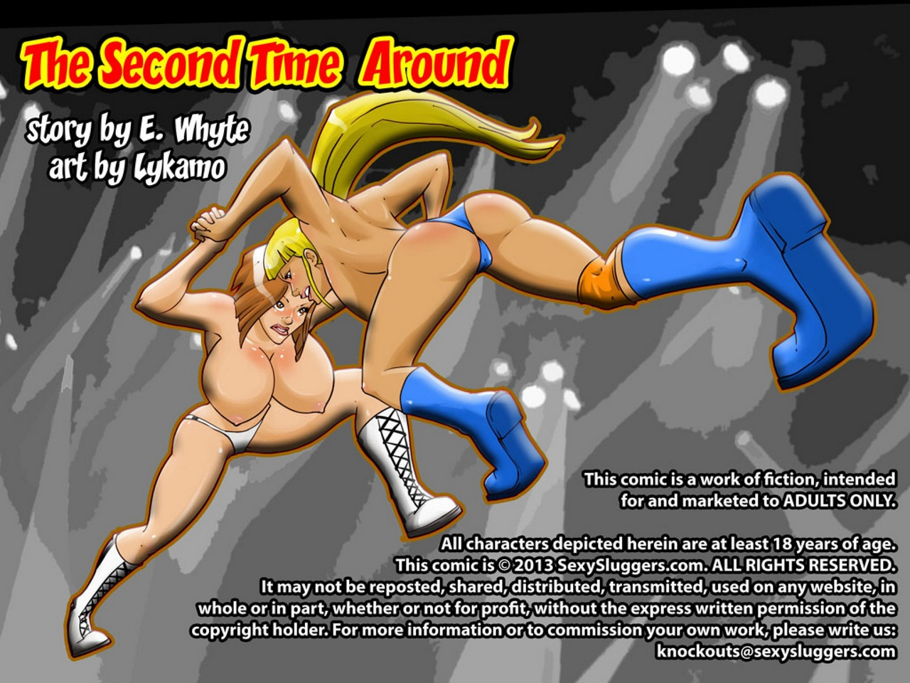 The-Second-Time-Around 2 free sex comic