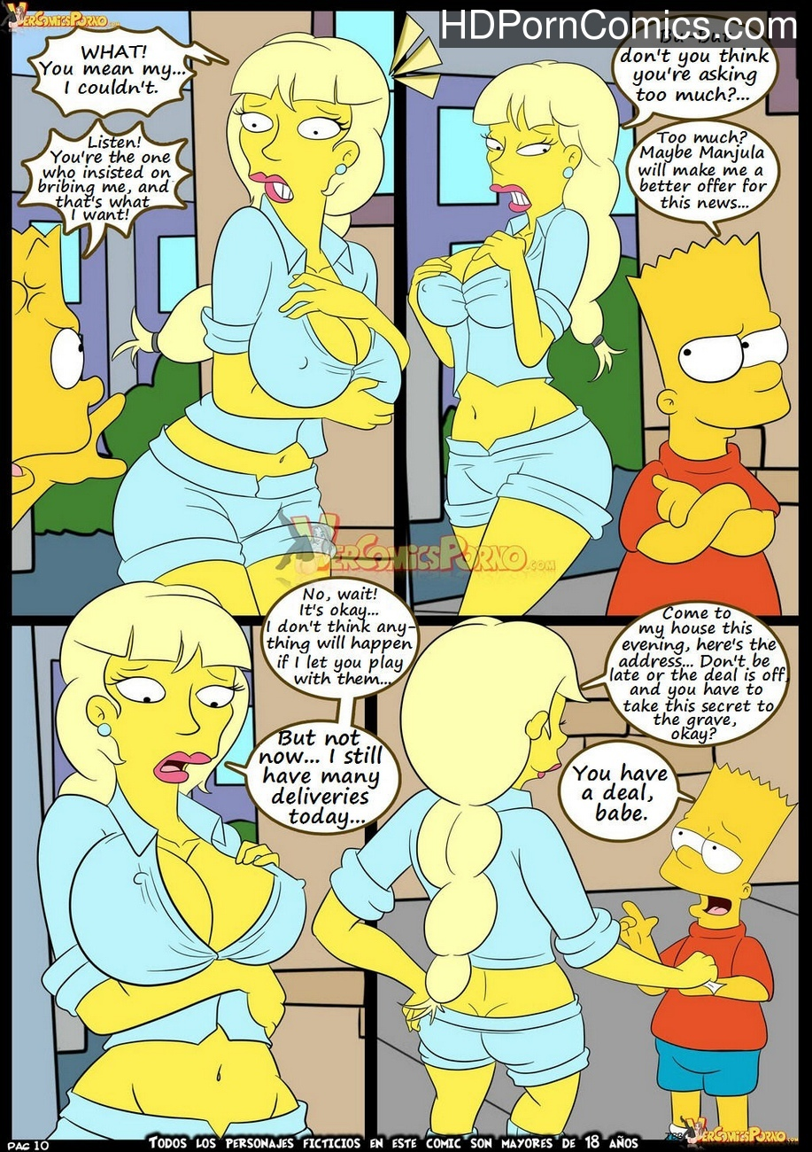 The-Simpsons-7-Old-Habits 11 free sex comic