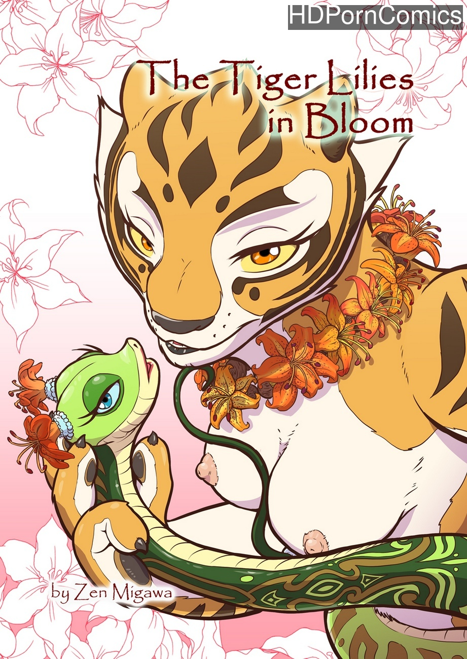 The-Tiger-Lilies-In-Bloom 1 free porn comics