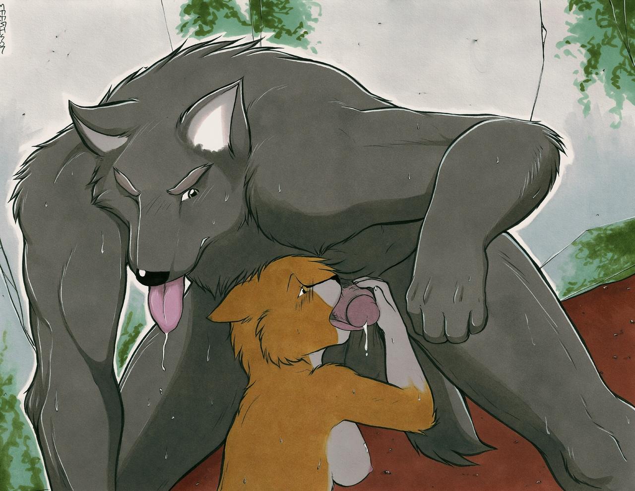 The-Werewolf-And-The-Corgi 8 free sex comic