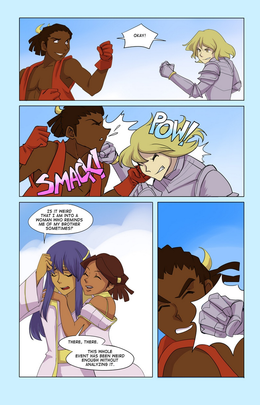 Thorn-Prince-7-One-Bird-In-Hand 30 free sex comic