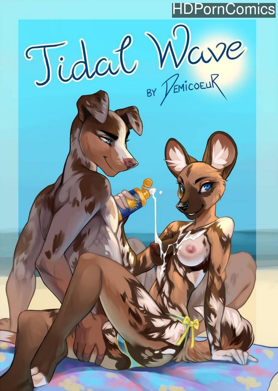 Tidal Wave comic porn