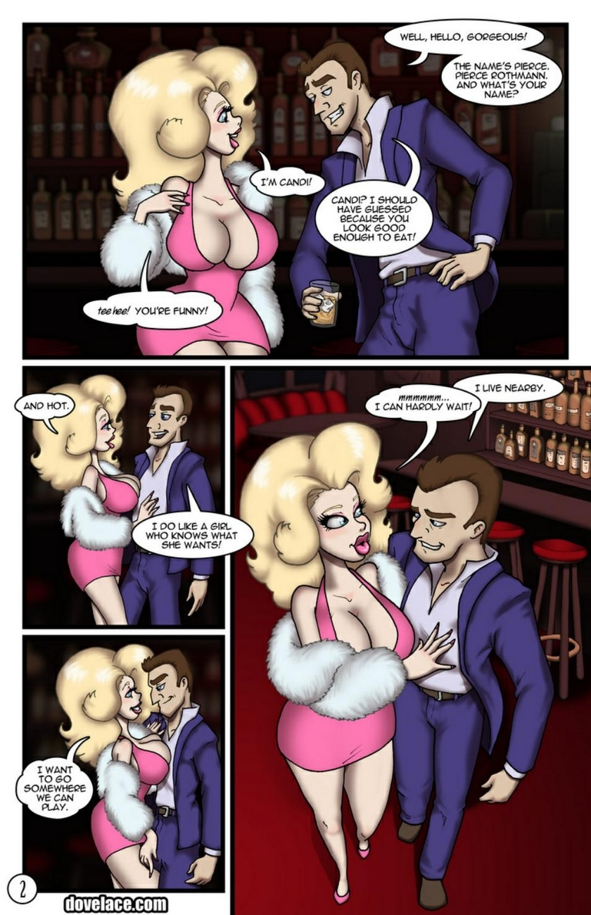 Time-Bimbo 3 free sex comic