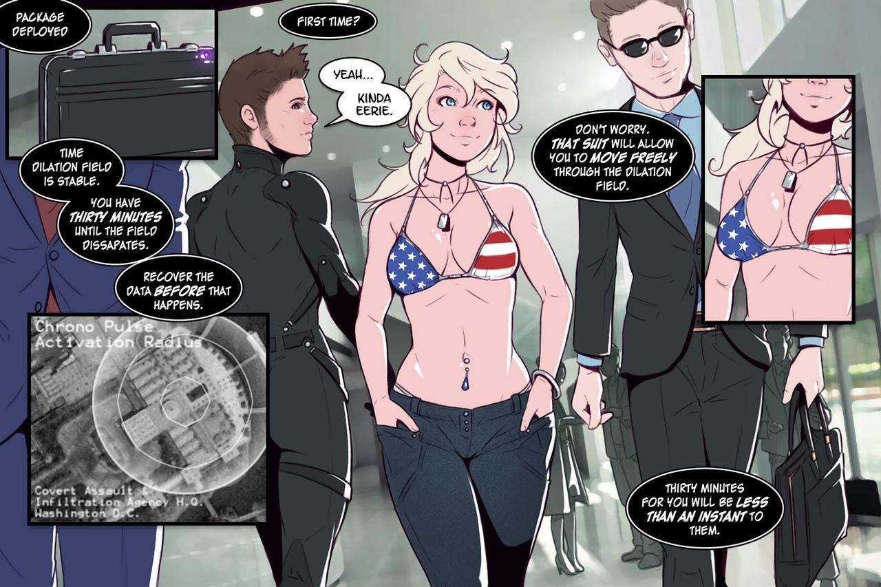 Time-Bomb 2 free sex comic