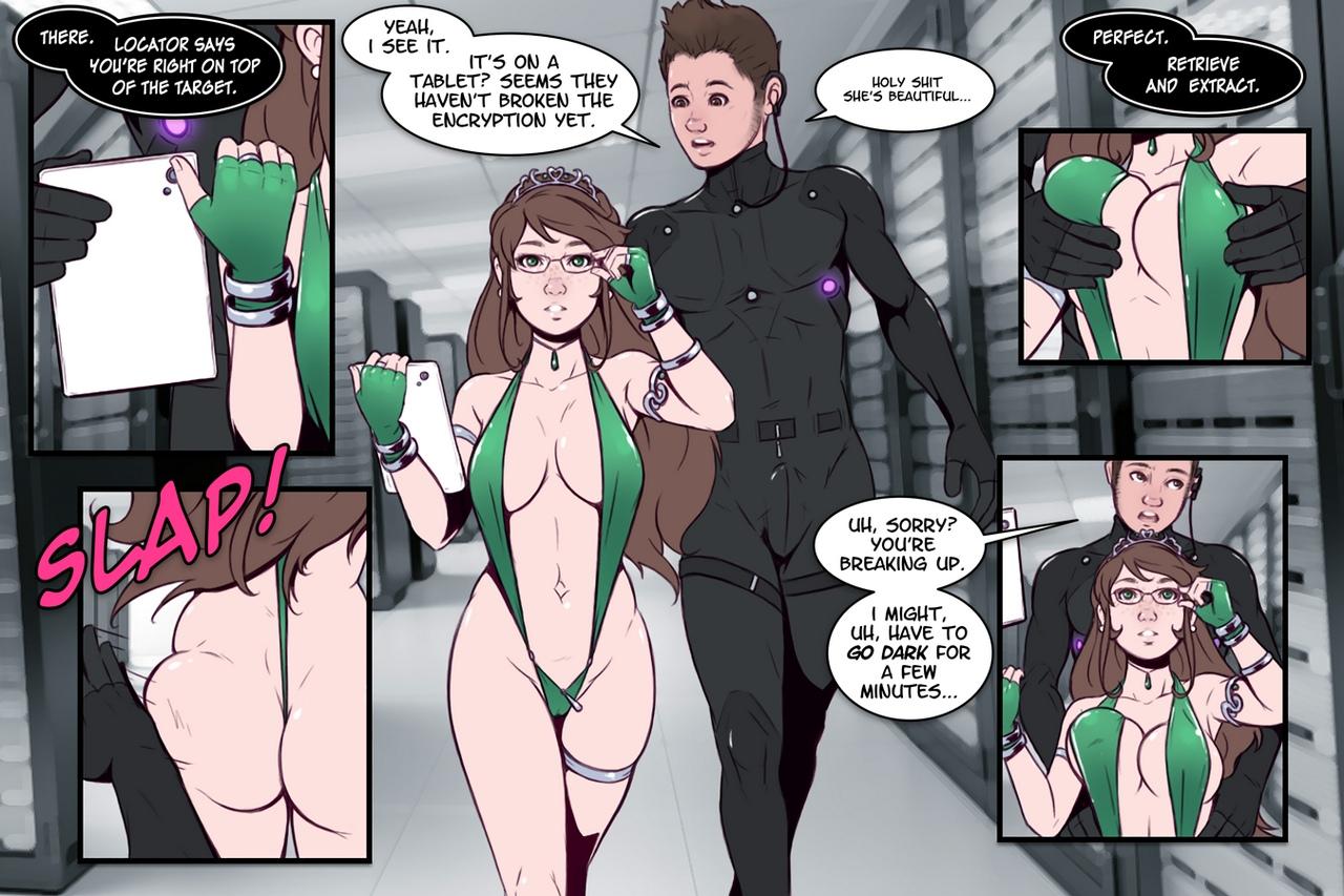 Time-Bomb 5 free sex comic