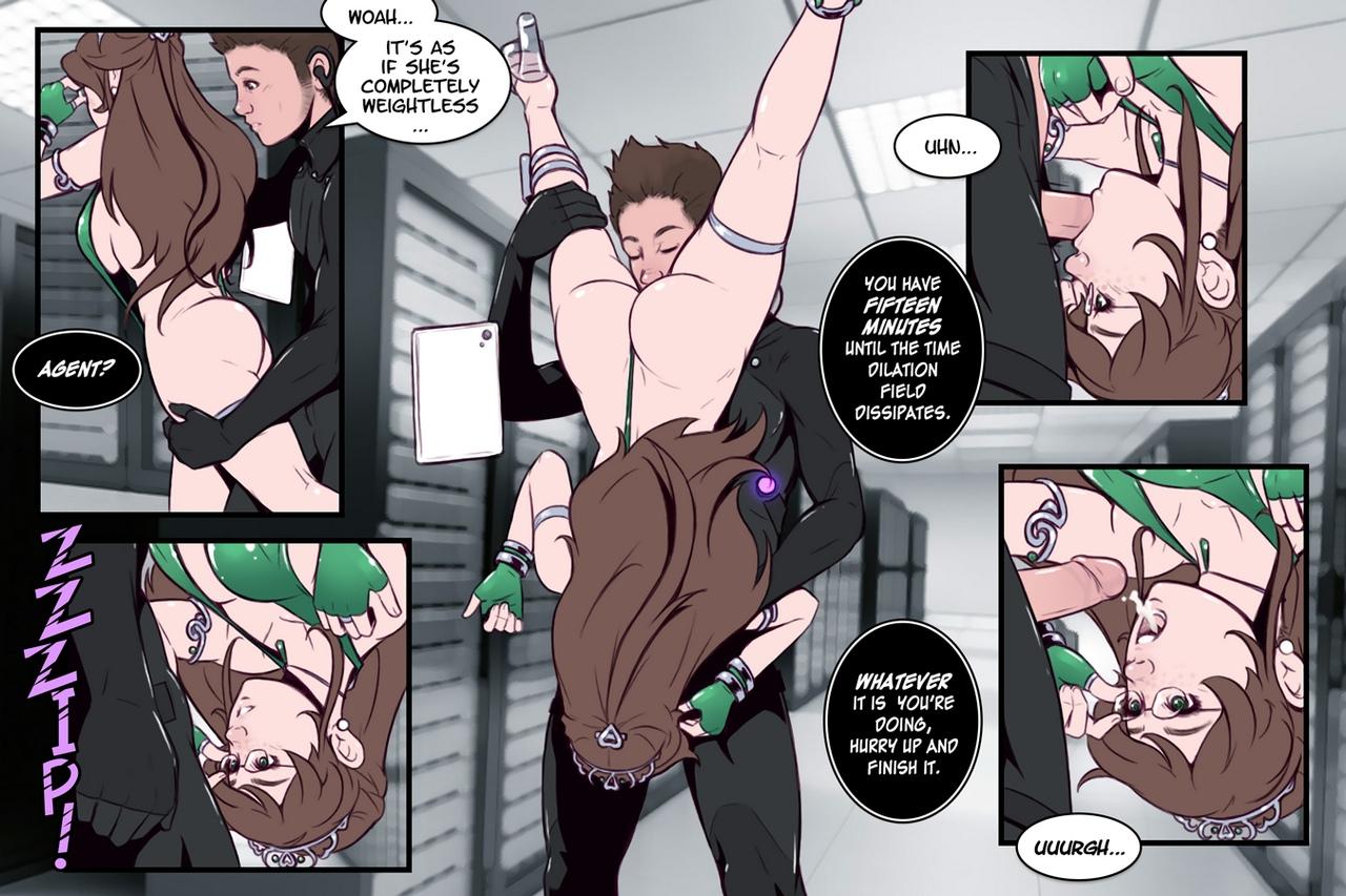 Time-Bomb 6 free sex comic