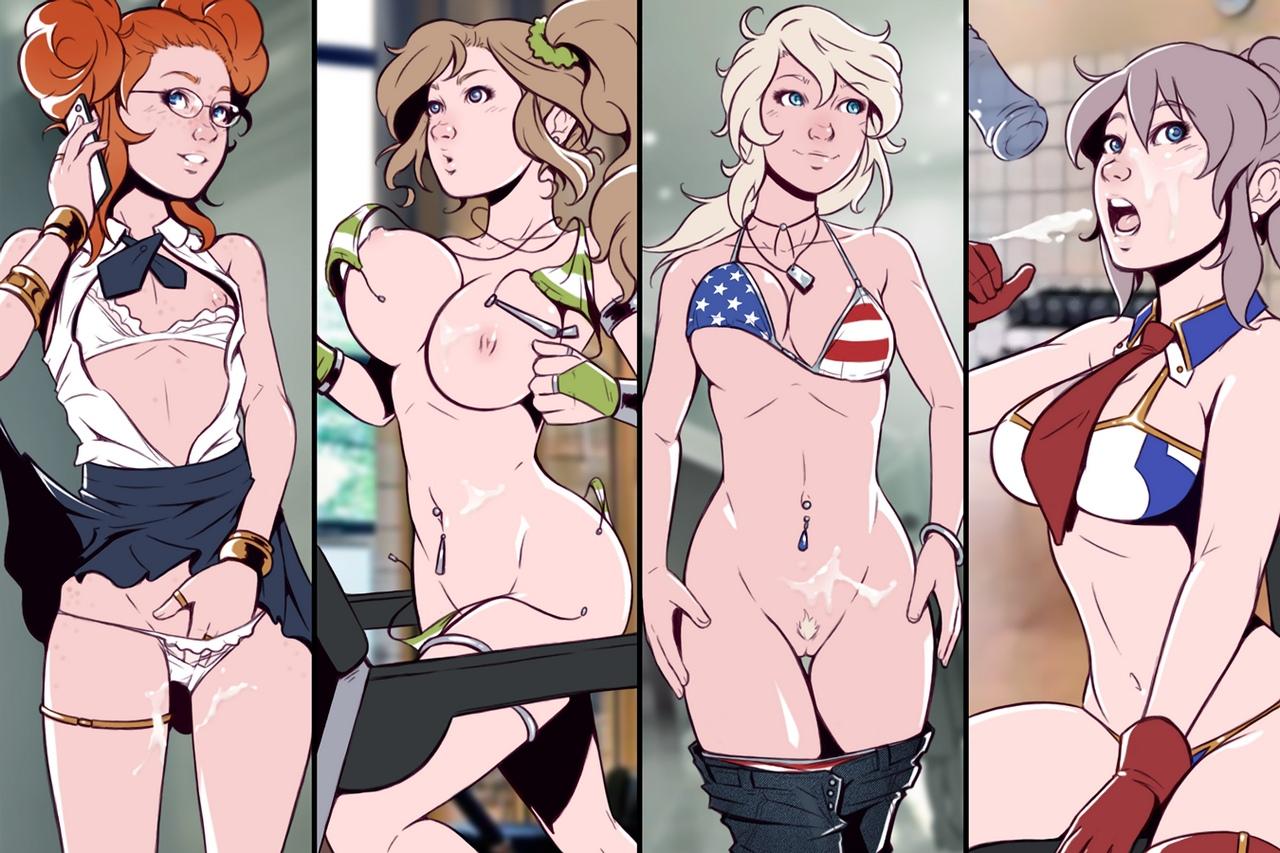Time-Bomb 8 free sex comic