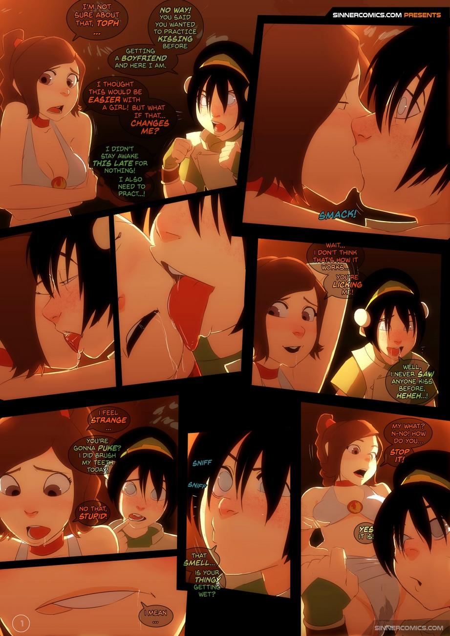 Toph-vs-Ty-Lee 2 free sex comic