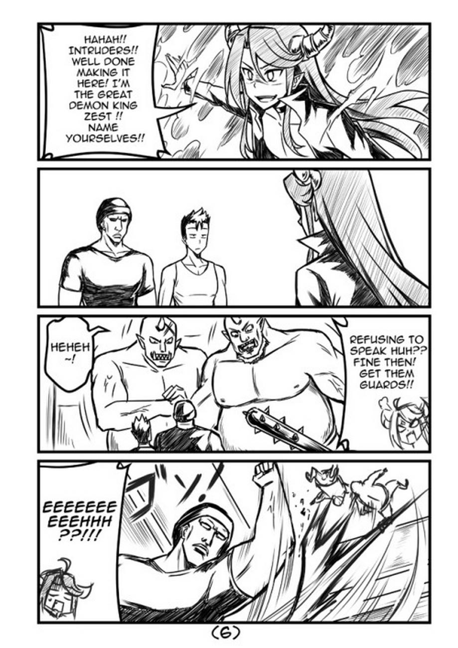 Trapped-3 7 free sex comic