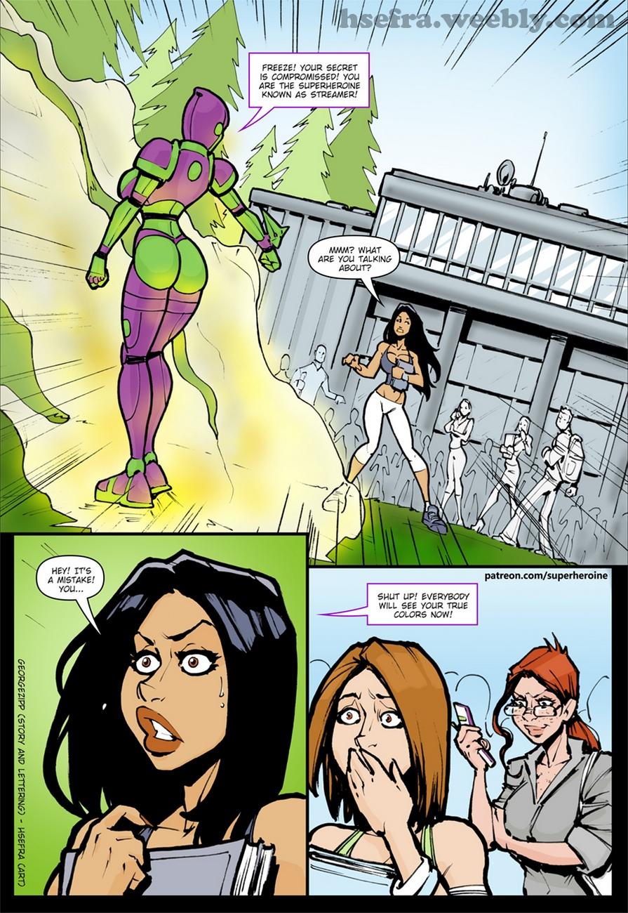 Venture-1 2 free sex comic