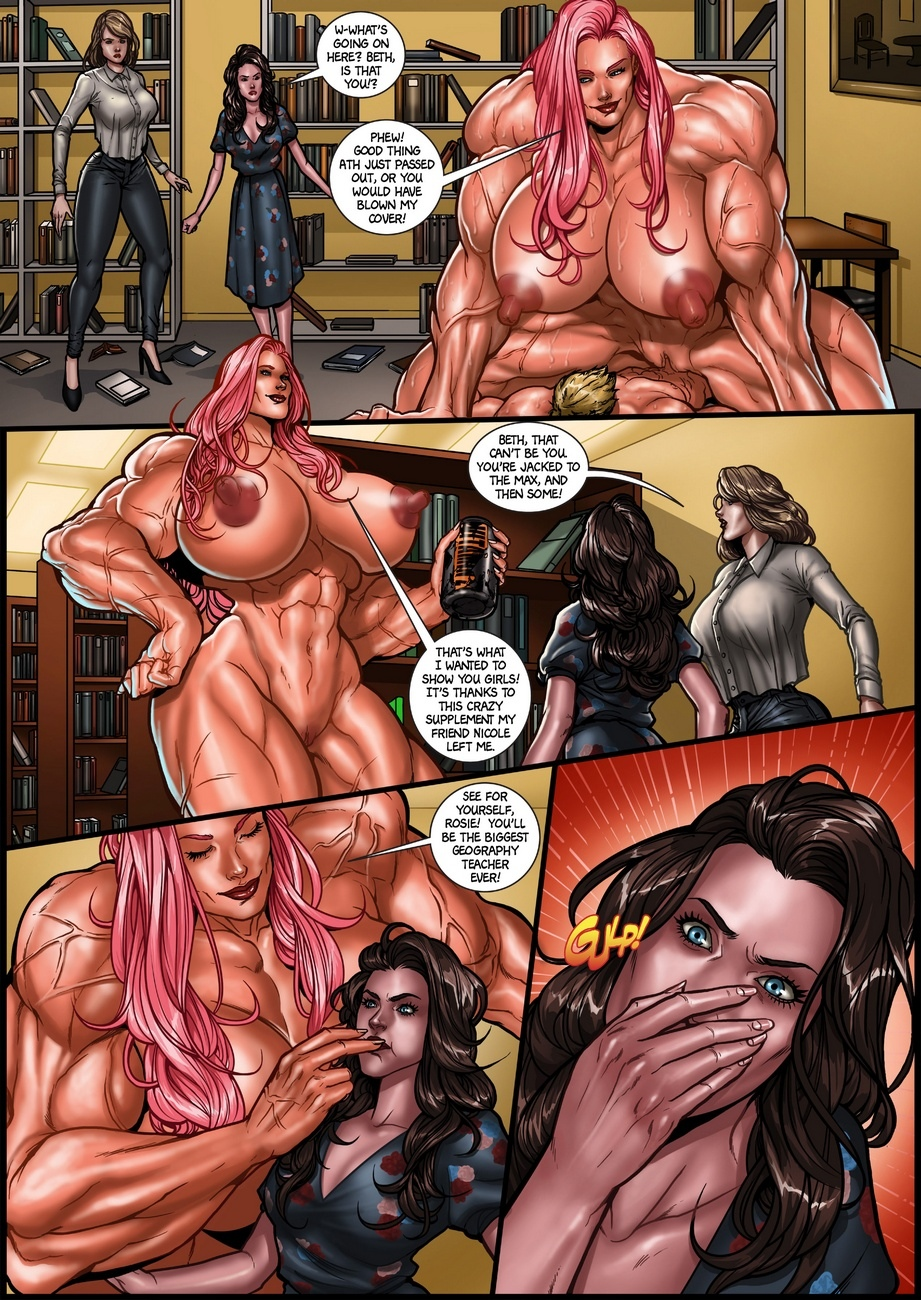 Vitamin-Z-2-Teachers-Turn 9 free sex comic