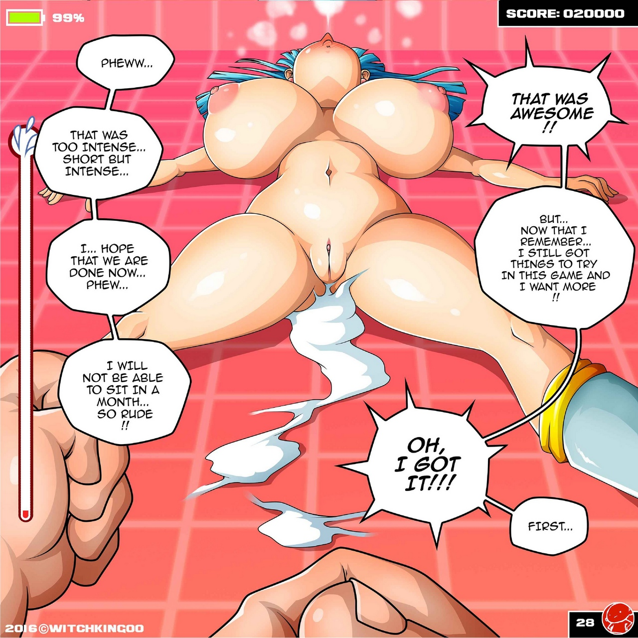VR-The-Comic-2 29 free sex comic