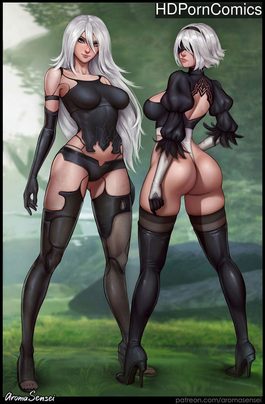 Nier Automata Xxx waifunator 2 - nier automata comic porn - hd porn comics