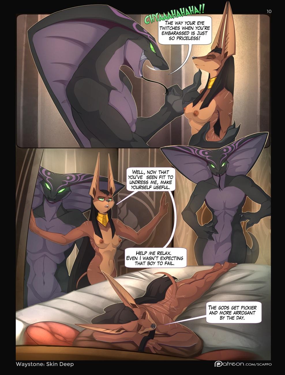 Waystone-Skin-Deep 11 free sex comic
