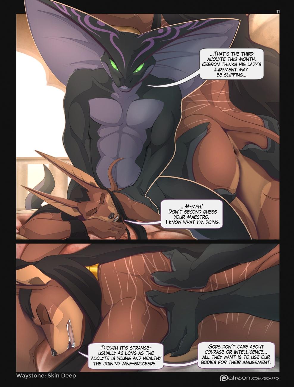 Waystone-Skin-Deep 12 free sex comic