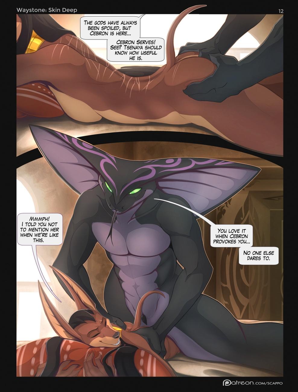 Waystone-Skin-Deep 13 free sex comic
