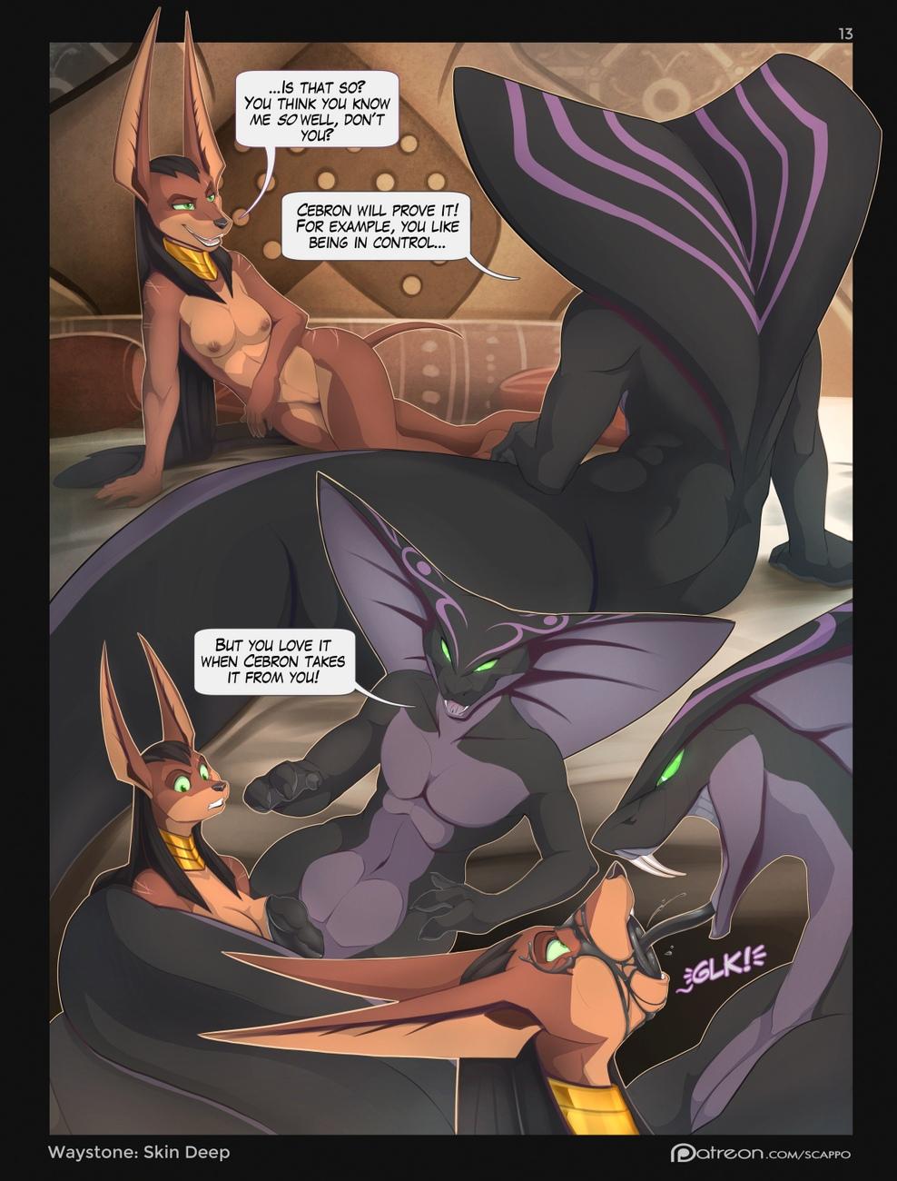 Waystone-Skin-Deep 14 free sex comic