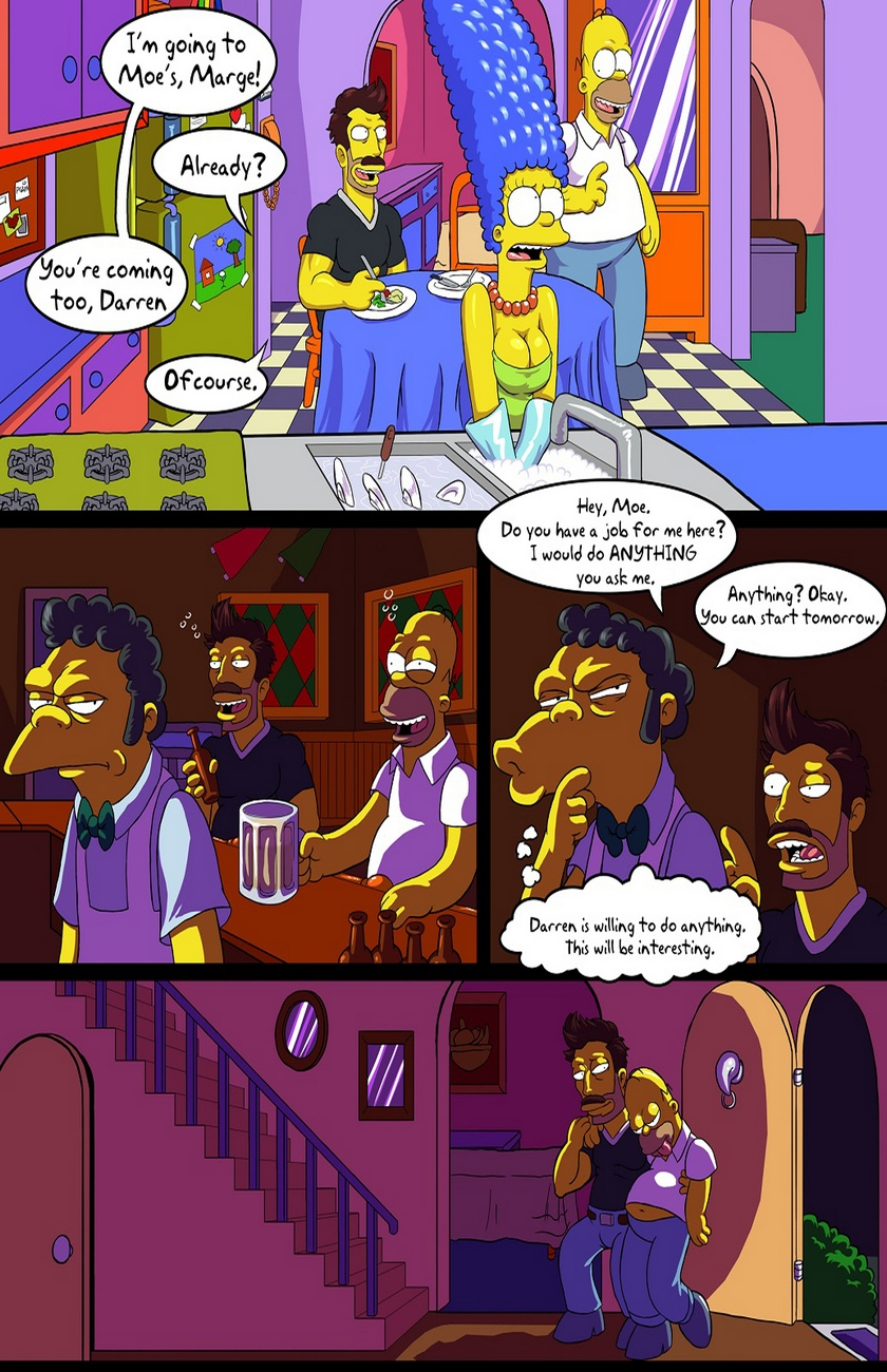 Welcome-To-Springfield 6 free sex comic
