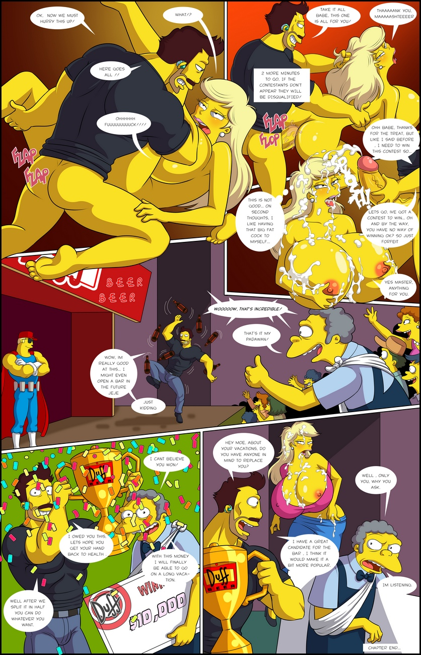 Welcome-To-Springfield 27 free sex comic