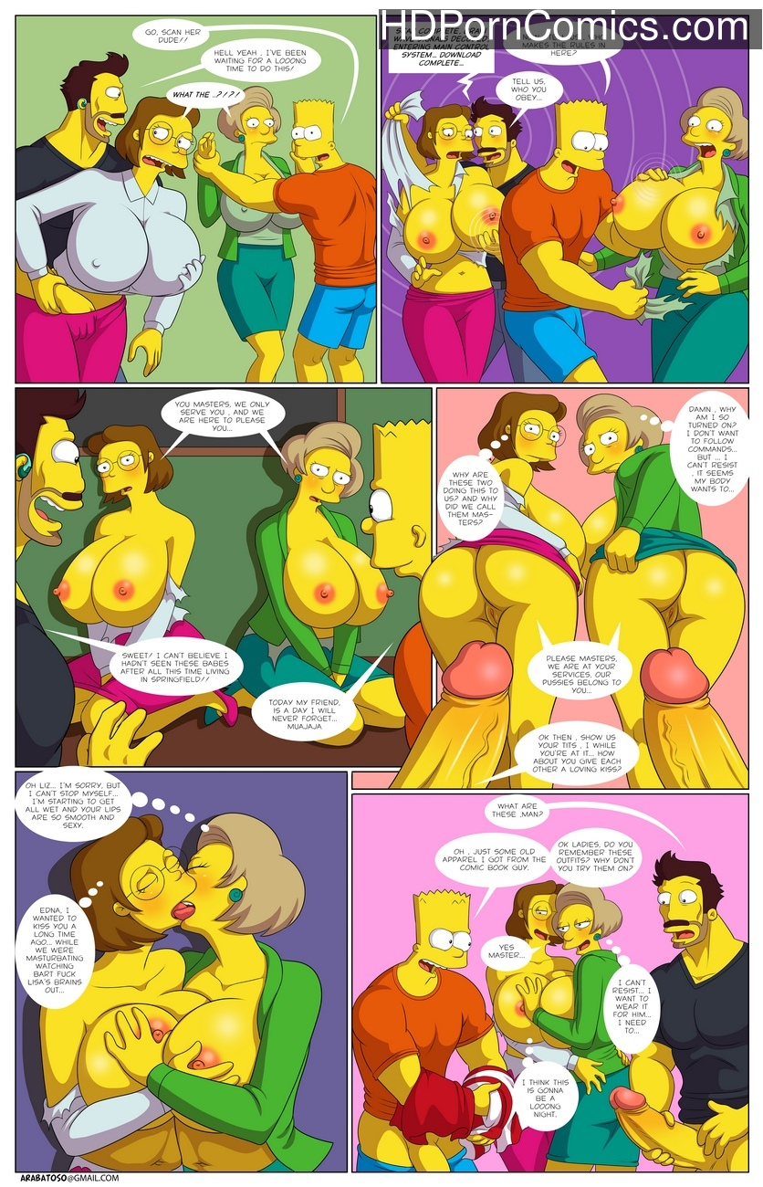 Welcome-To-Springfield 31 free sex comic