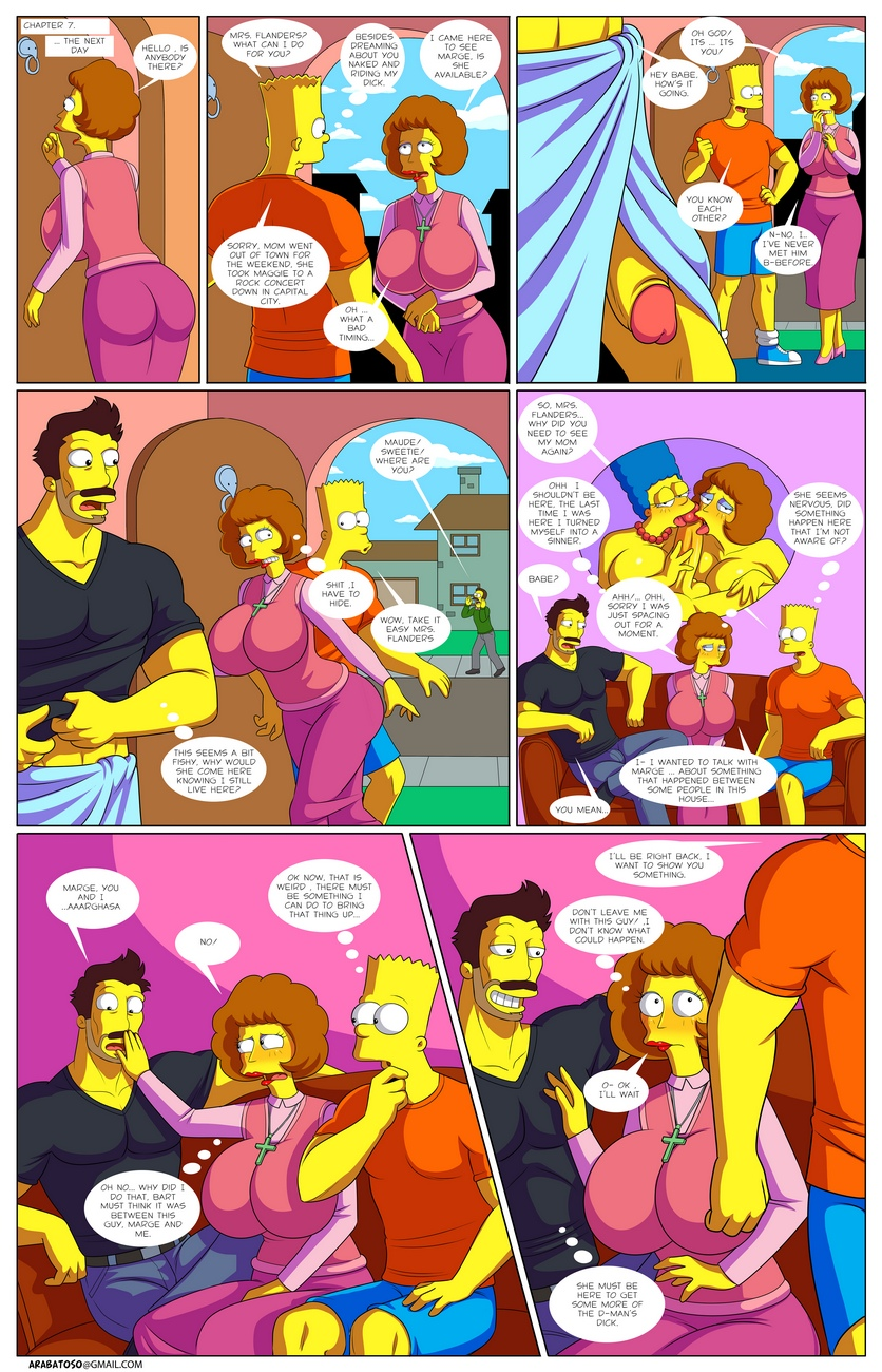 Welcome-To-Springfield 34 free sex comic