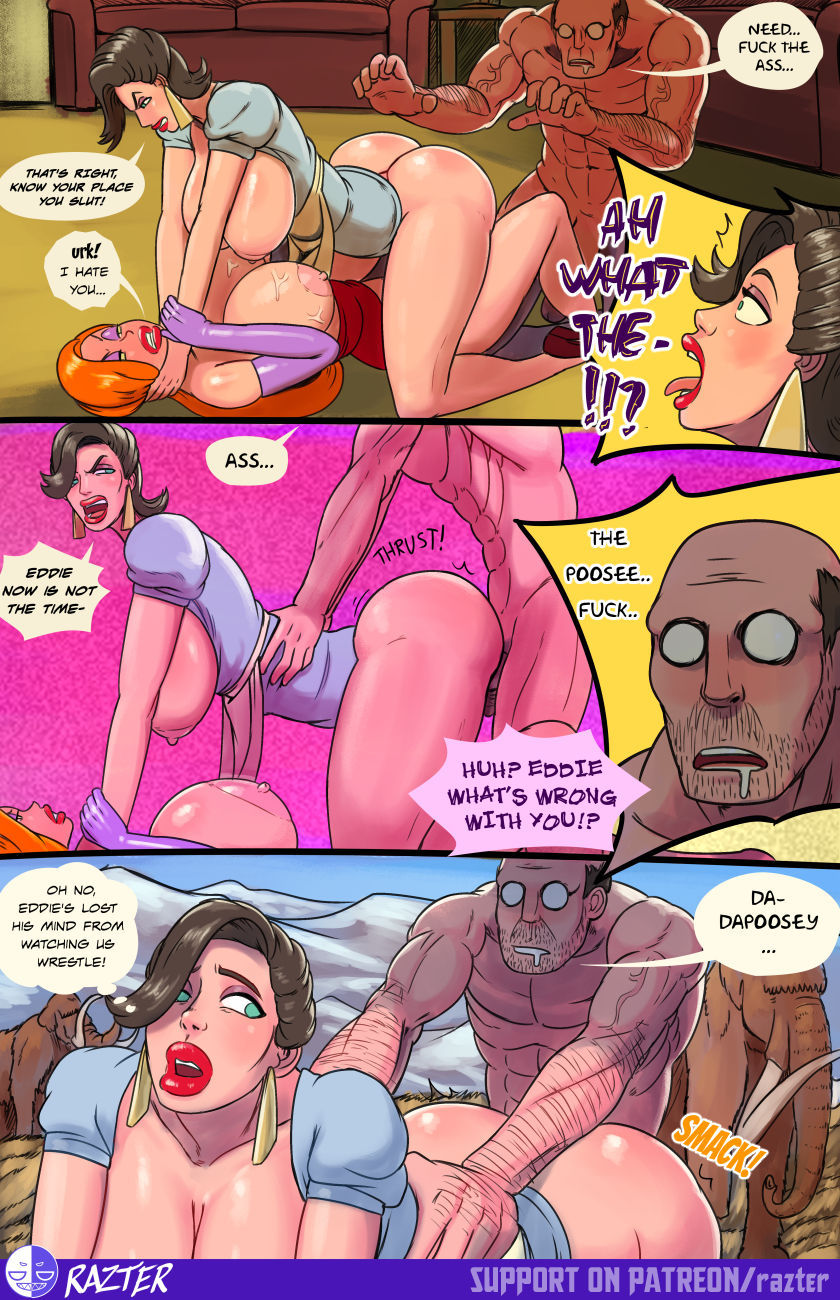 Fucked By Rabbit who fucked roger's rabbit comic porn - hd porn comics